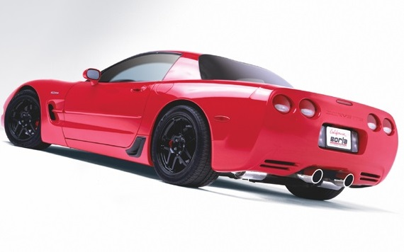 c5 z06 exhaust systems high