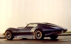 1969 Corvette Manta Ray Concept