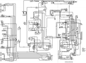 Headlight Motor Switch wire color codes  CorvetteForum
