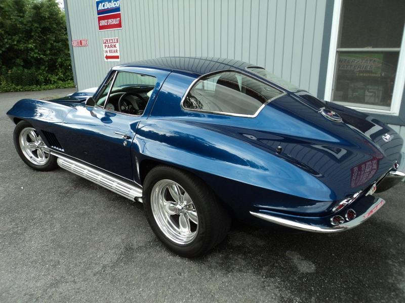1963 Chevy Corvette Stingray