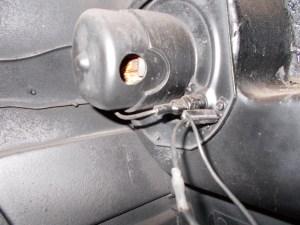 64 coupe blower motor wire locations  CorvetteForum