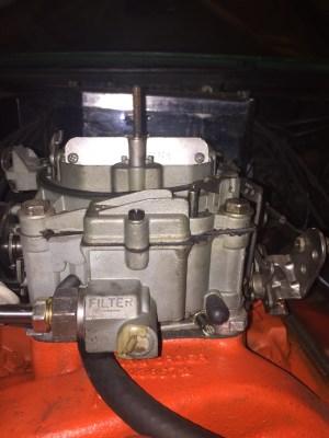 '68 327350 quadrajet 4mv vacuum hose diagram?  CorvetteForum  Chevrolet Corvette Forum Discussion
