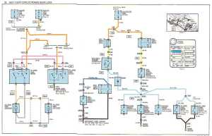 C3 1978 wiring diagram  CorvetteForum  Chevrolet