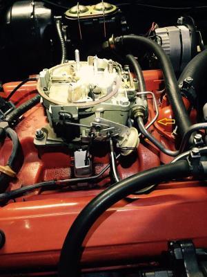 Rough Idle 69 350300 Turbo 400  CorvetteForum