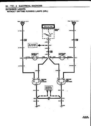 96 Headlight Switch Wiring  CorvetteForum  Chevrolet