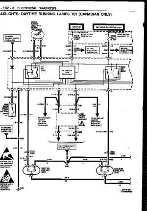 96 Headlight Switch Wiring  CorvetteForum  Chevrolet Corvette Forum Discussion