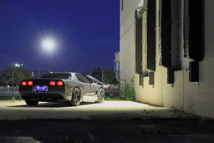 C5 Corvette Led Corner Lights