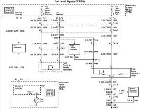 Fuel sending unit wire diagram?  CorvetteForum  Chevrolet Corvette Forum Discussion