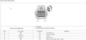Wiring diagram for 5wire MAF?  CorvetteForum  Chevrolet