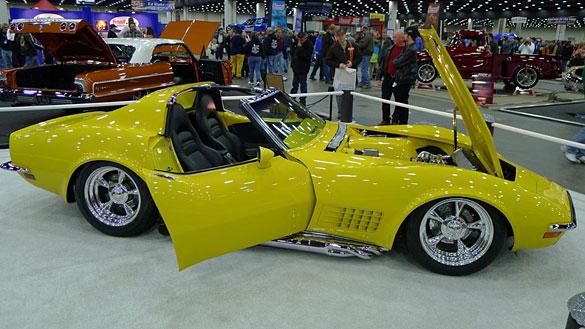 [PICS] The Corvettes of the 2012 Detroit Autorama