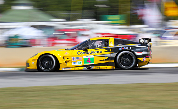 Corvettes to Start Eighth and Ninth in Petit Le Mans