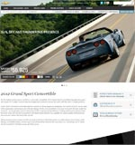 Configure Your New Corvette on GM's 2012 Corvette Website
