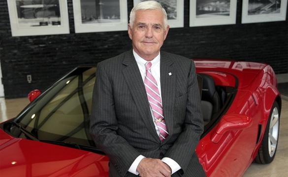 Bob Lutz: C7 Corvette is a Much Bolder and More Dramatic Design