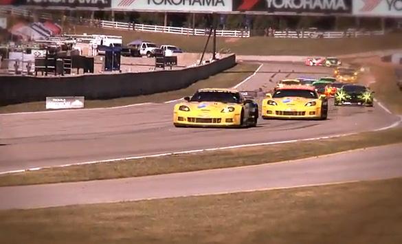 [VIDEO] Corvette Racing Series Episode 10: Petit Le Mans