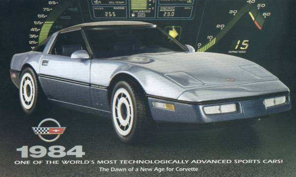 25-84 GM Most Technically Advanced
