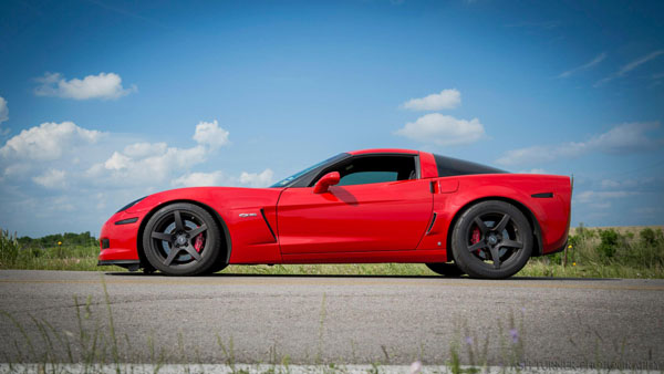 1000-hp Dallas Performance Supercharged Stage 5R Corvette Z06 Home