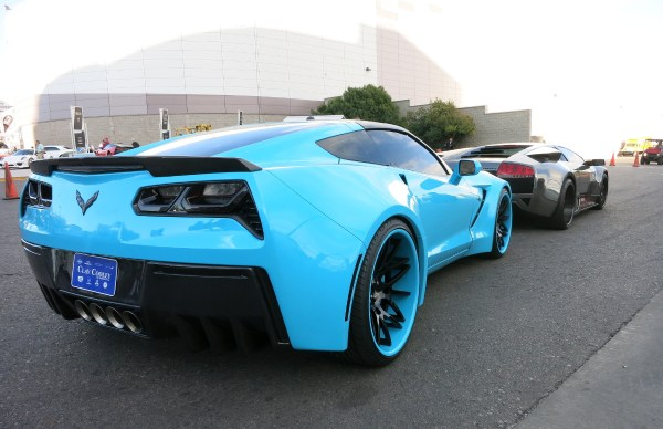 Forgiato C7 widebody