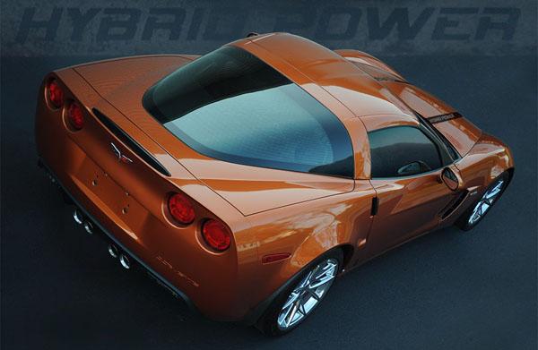 Quanta QHP770 Hybrid Chevrolet Corvette Home