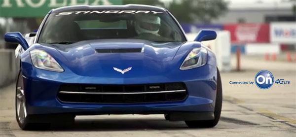 2015 Corvette 4G LTE