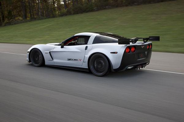 C6 Corvette Z06X Track Special