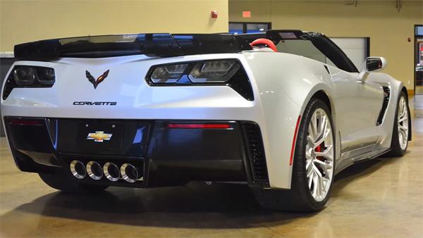 2015 Corvette Z06 Convertible Home