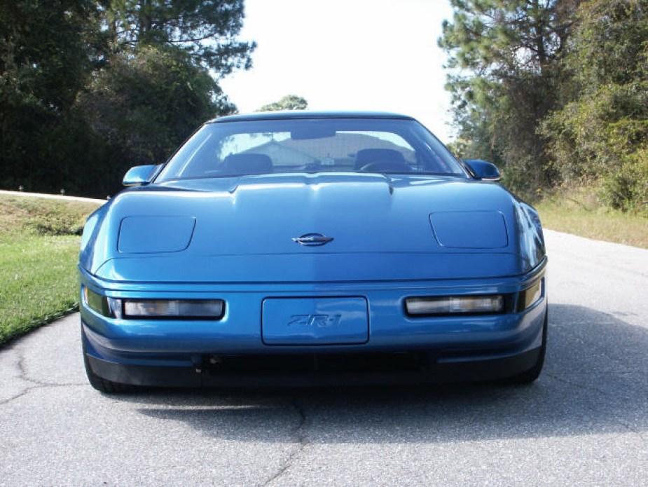 C4 Corvette ZR-1