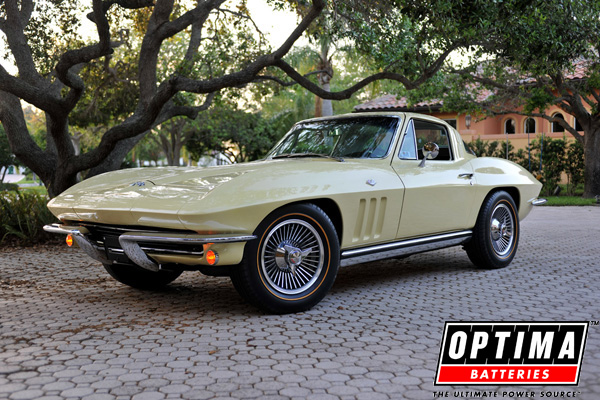 1965 C2 Corvette 327-365 Factory Air-Conditioned Coupe Home
