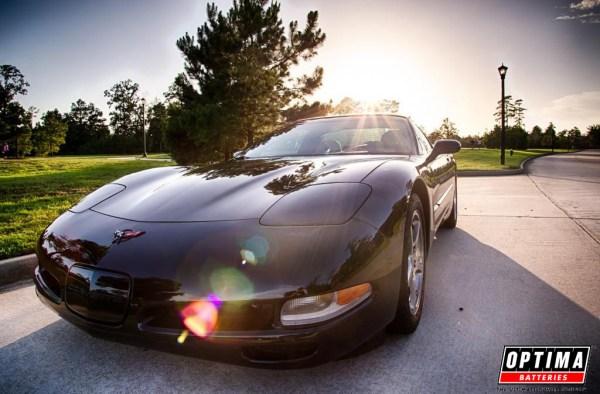 2004 Chevrolet Corvette (C5) Coupe Black Home