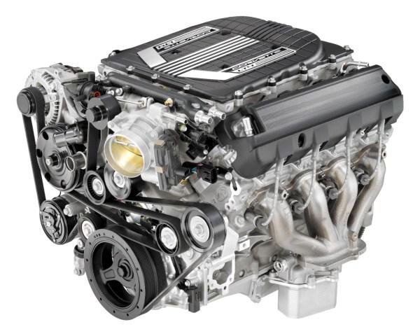 2015 Chevrolet Corvette Z06 Engine
