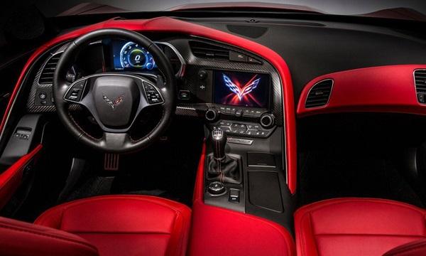 Corvette Tech text