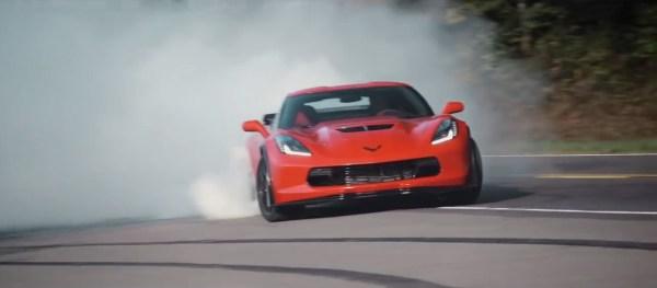 2015 Corvette Z06 on Top Gear Magazine 3