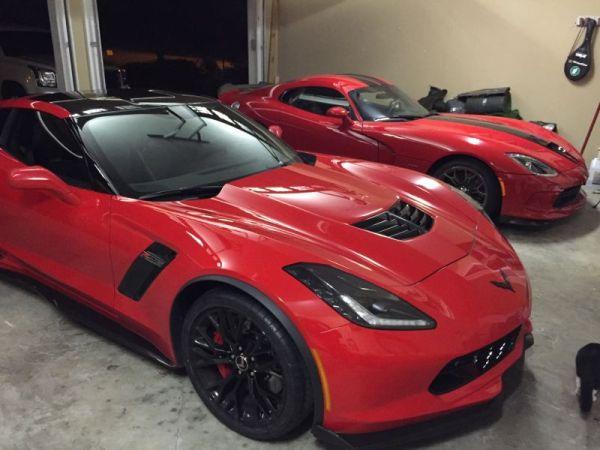 Lawdogg149's 2015 Corvette Z06 and Dodge Viper