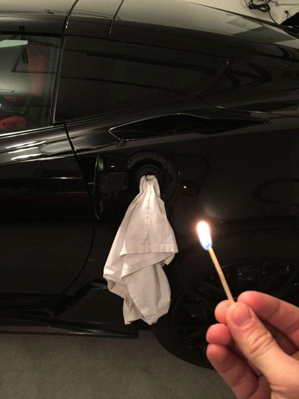Lighting Fire to the 2015 Corvette Z06