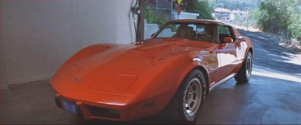 Corvettes In Cinema Dirk Diggler S Boogie Nights Stingray