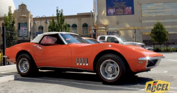 1968 Chevy Corvette receives a suprise performance upgrade in the premiere episode of ACCEL IT (1)