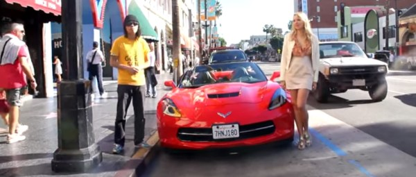 Attracting Opposite Sex with Corvette