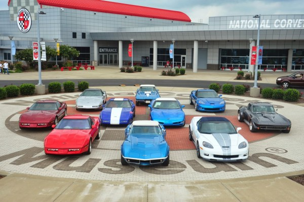 National Corvette Museum Messner Collection Photos (1)