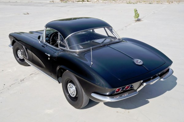 1962 Chevrolet Corvette (C1) with RPO 687 (2)