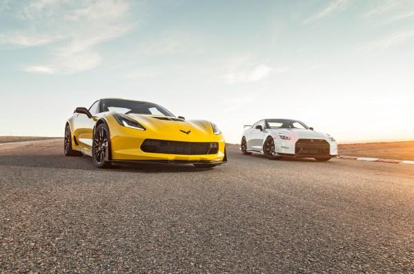 2015 Chevrolet Corvette Z06 Motor Trend Retest Redemption after Nissan GT-R Nismo Defeat