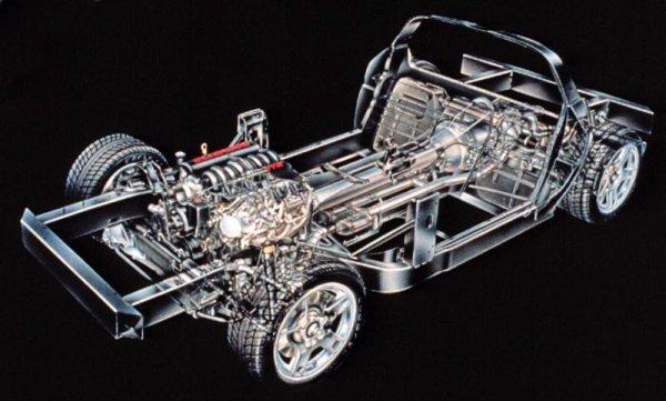c5 chassis