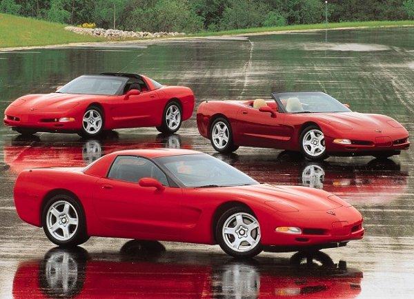 99 Corvettes