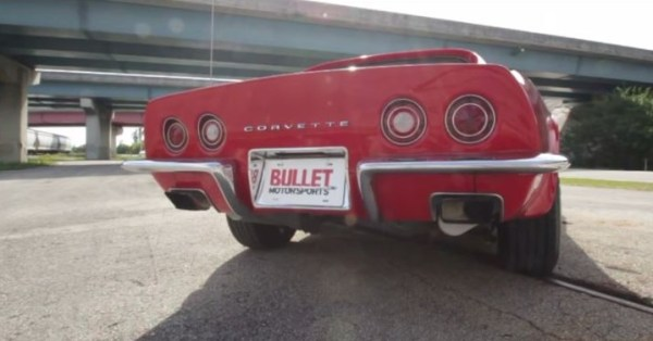 Bullet MotorSports Corvette