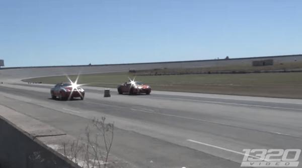 Corvette Vs Supra