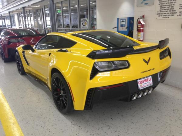 Corvette Z06s Getting Delivered (4)