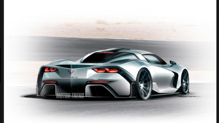 Mid-Engine Corvette Rendering (1)