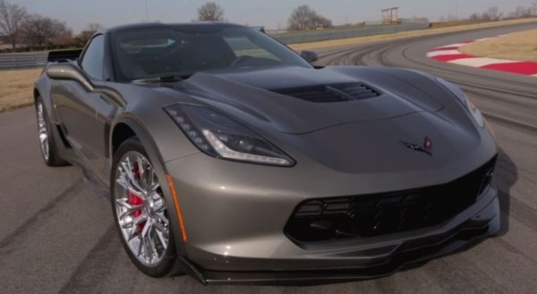 Z06 Break In