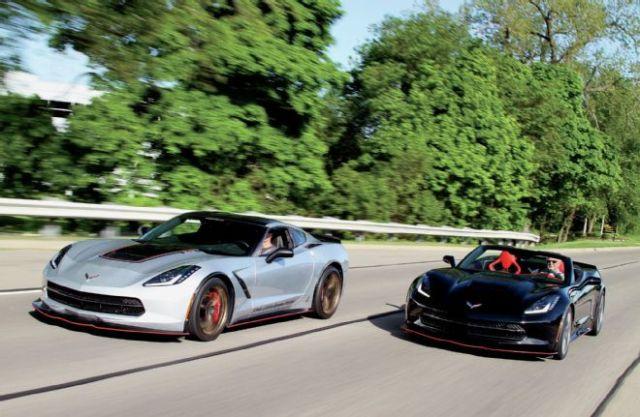 2014-chevrolet-corvette-silver-black-front-view