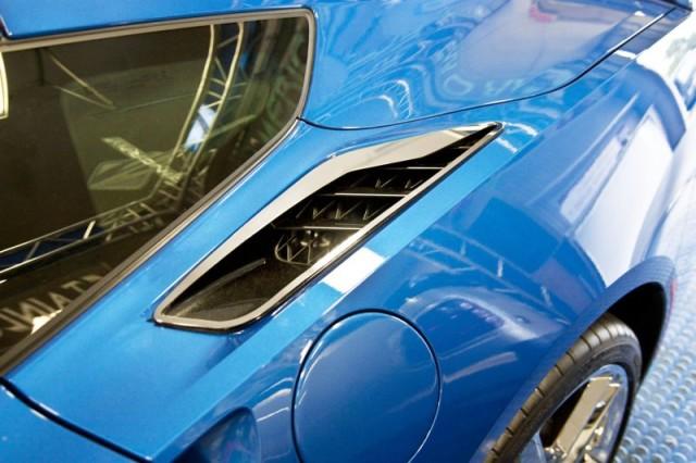 C7 rear quarter panel