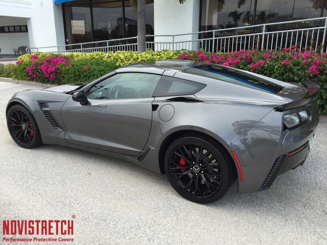 2015 Corvette Z06 COTW Home