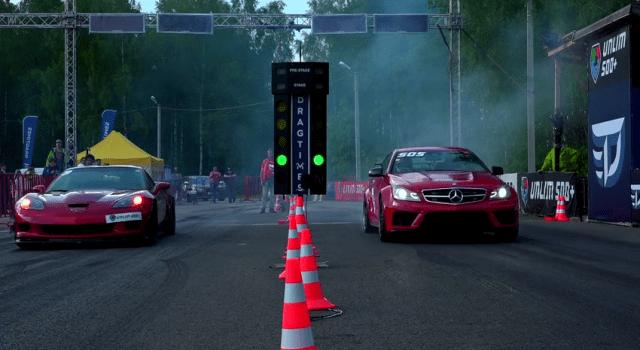 Mercedes-Benz C63 AMG vs BMW M6 vs Chevrolet Corvette ZR1